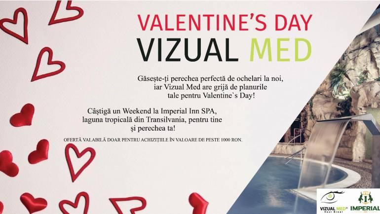 Valentine`s Day cu VizualMed